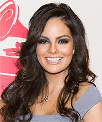 Jimena Navarrete Hairstyles