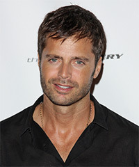 David Charvet Hairstyle - click to view hairstyle information