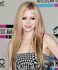 Avril Lavigne Hairstyle