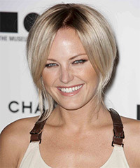 Malin Akerman - Updo Long Straight