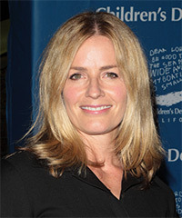 Elisabeth Shue - Medium Straight