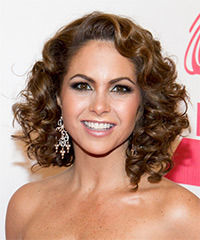 Lucero Hairstyle - click to view hairstyle information