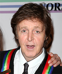 Paul McCartney Hairstyle - click to view hairstyle information