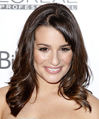 Lea Michele - Long Wavy