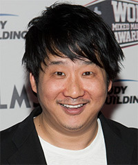 Bobby Lee Hairstyle