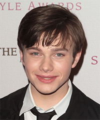 Chris Colfer - Medium Straight