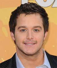 Easton Corbin Hairstyle
