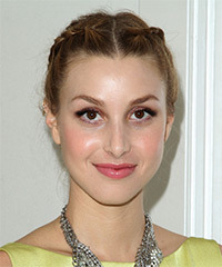 Whitney Port Hairstyle - click to view hairstyle information