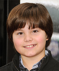 Zach Callison Hairstyle - click to view hairstyle information