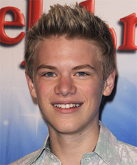 Kenton Duty Hairstyle - click to view hairstyle information