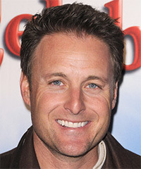 Chris Harrison Hairstyle