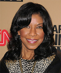 Natalie Cole Hairstyle - click to view hairstyle information