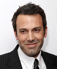 Ben Affleck Hairstyle - click to view hairstyle information