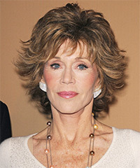 Jane Fonda - Short Straight