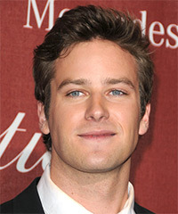 Armie Hammer - Short Straight