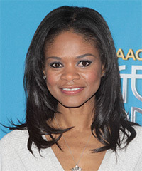 Kimberly Elise Hairstyle