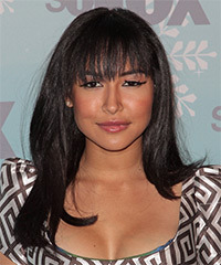 Naya Rivera Hairstyle