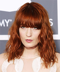 Florence Welch - Medium Wavy