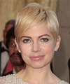 Michelle Williams Hairstyle