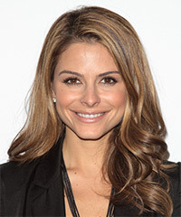 Maria Menounos - Long Wavy