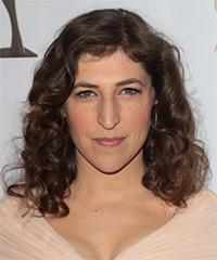 Mayim Bialik - Curly