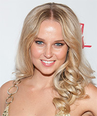 Genevieve Morton Hairstyle - click to view hairstyle information