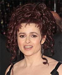 Helena Bonham Carter - Curly