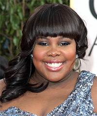Amber Riley - Curly