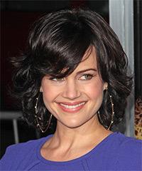 Carla Gugino Hairstyle