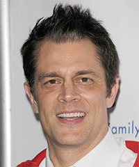 Johnny Knoxville Hairstyle - click to view hairstyle information