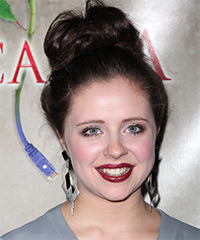 Bel Powley - Updo Long Curly