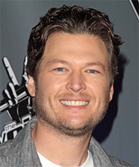 Blake Shelton Hairstyle - click to view hairstyle information