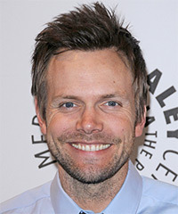 Joel McHale Hairstyle - click to view hairstyle information