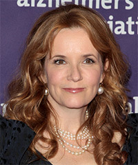 Lea Thompson Hairstyle - click to view hairstyle information