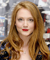 Olivia Hallinan Hairstyle - click to view hairstyle information