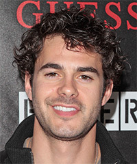 Jayson Blair Hairstyle - click to view hairstyle information
