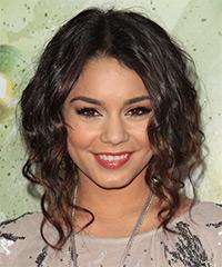 Vanessa Hudgens - Curly