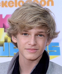 Cody Simpson Hairstyle - click to view hairstyle information