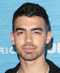 Joe Jonas - Short Straight