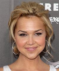 Arielle Kebbel Hairstyle - click to view hairstyle information