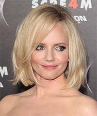 Marley Shelton Hairstyle