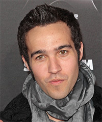 Pete Wentz Hairstyle - click to view hairstyle information