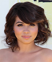 Hayley Kiyoko Hairstyle - click to view hairstyle information