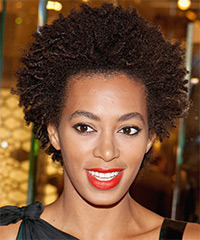 Solange Knowles - Short Afro