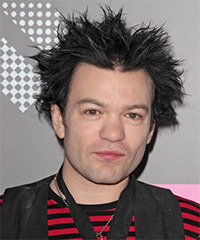 Deryck Whibley  Hairstyle - click to view hairstyle information