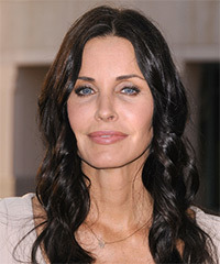 Courteney Cox Hairstyle