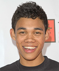 Roshon Fegan Hairstyle - click to view hairstyle information