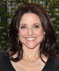 Julia Louis Dreyfus Hairstyle - click to view hairstyle information