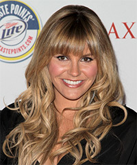 Grace Potter Hairstyle - click to view hairstyle information