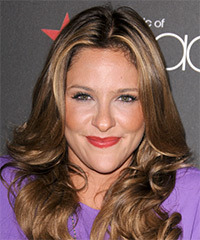 Jill Wagner Hairstyle - click to view hairstyle information